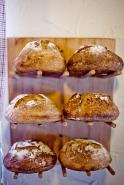 Reštaurácia Anyukám Mondta upečený chlieb