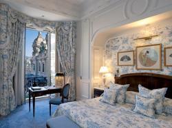 Hôtel de Paris Monaco izba