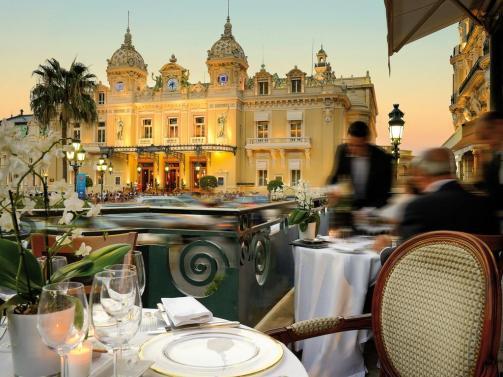 Hôtel de Paris v Monaku