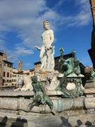 Neptúnová fontána (Piazza della Signoria), Foto: Pixabay