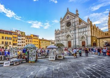 Basilica di Santa Croce, Foto: Pixabay