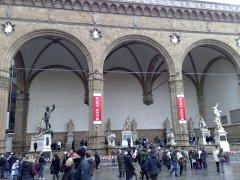Piazza della Signoria, Foto: Leawooow
