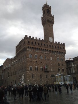 Palazzo Vecchio, Foto:Leawooow