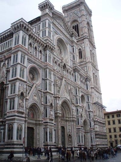 katedrála Santa maria del Fiore (Duomo), Foto:Leawooow