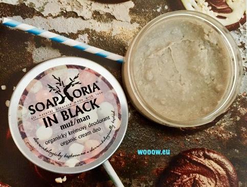 Deodorant Soaphoria In Black konzistencia