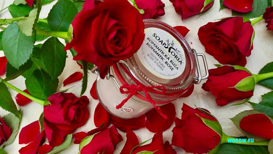 Soaphoria Romantická ruža