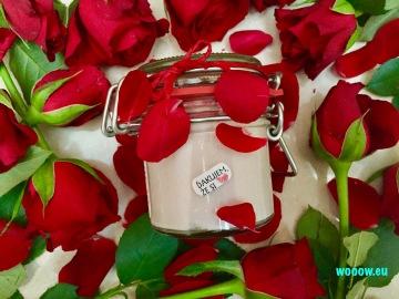 """Soaphoria """"ďakujem, že si"""" Romantická ruža"""