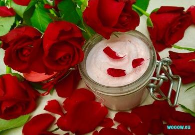Soaphoria Romantická ruža konzistencia