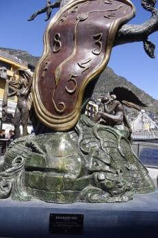 Andorra la Vella Dali Clock