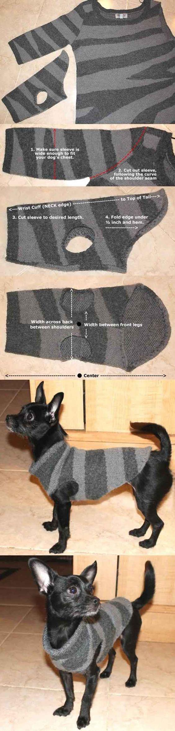 DIY šaty pes a mačka
