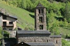 kostol Sant Climent de Pal v Andorre