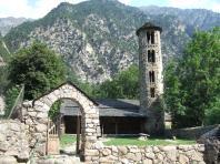 kruhová veža Santa Coloma