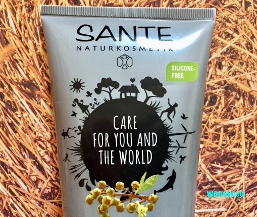 Sante šampón Care For You And the World