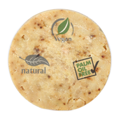Soaphoria vegan, natural, palm oil free logo
