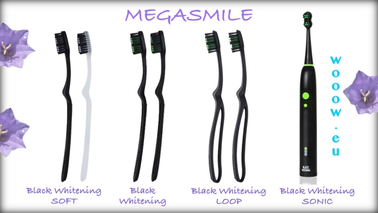 MEGASMILE zubné kefky